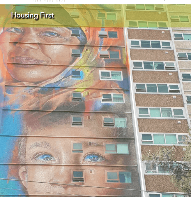 Parity – Housing First edition, December 2018