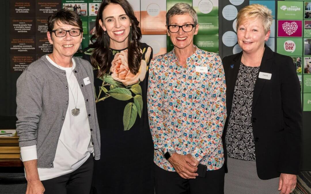 The People's Project privileged to host Prime Minister Ardern
