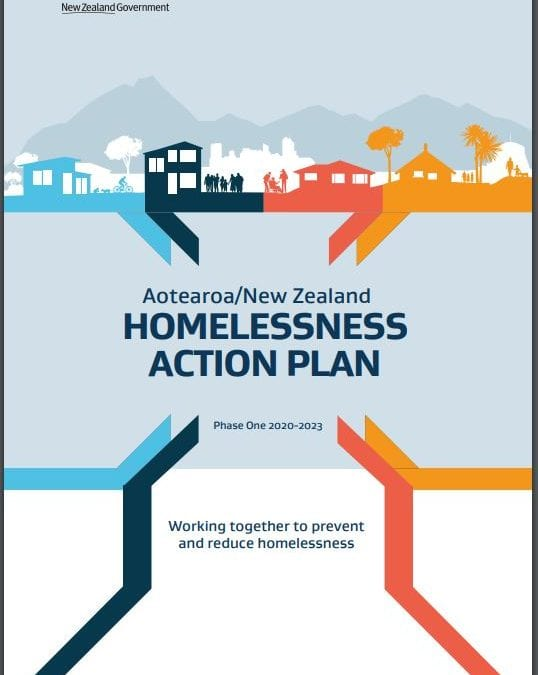 Aotearoa New Zealand Homelessness Action Plan